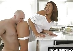 RealityKings - 8th Street Latinas - Wtf My Mom Is Home