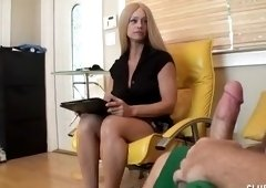 Mellow experienced woman Featuring Masturbation porn video