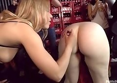 Gaping porn video featuring Nikky Thorne, Proxy Paige and Bella Beretta