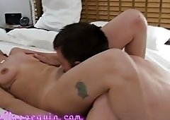 Jewish Girl Fucked Hard First Ass Licking And Facial
