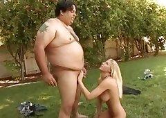 Nasty fat jew humiliates Tiffany Six