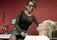 Panties Shemale Porn