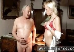 Turkish old man xxx His present wifey is well past her