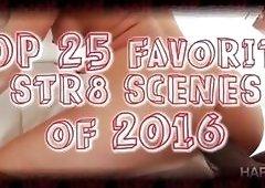 TOP 25 FAVORITE STR8 SCENES OF 2016