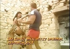 Prehistoric Cavegirl 1