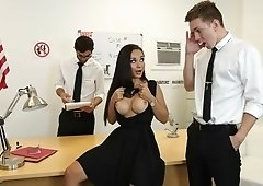 Crystal Rush is on her way to Russia when she is flagged during her airport security screening