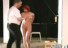 Complete nudity BDSM XXX