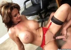 Mature porn video featuring Deauxma and Kris Slater