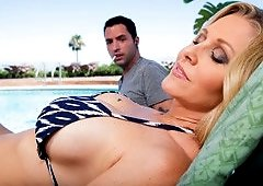 Julia Ann Get Nasty With Her Son's Friend