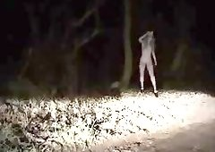 Dark fetish bondage captive music video