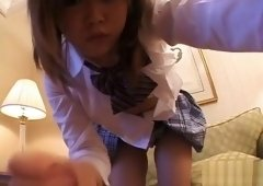 Amazing Japanese slut in Incredible Amateur, Cosplay JAV video