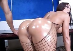 This ass is an ideal gift for a horny penetrator