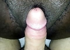 Ebony College Chick Fucked By White Dick