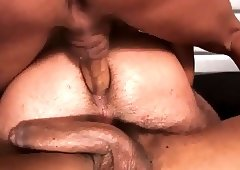 Orgy homosexual creampie something