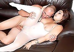 Body stocking Latina fucked