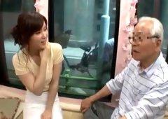 Billions of Japanese old man XXX -