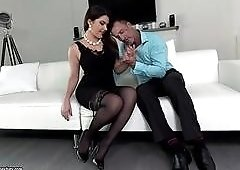 Valentina Nappi- Italian Passion Scene 1