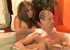 Exotic Turkish Massage Blonde Babe