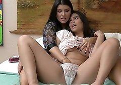 Lesbian Seductions #61 !!!!