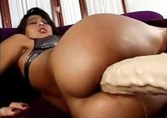 Asian Max Mikita Gets Her Face D...