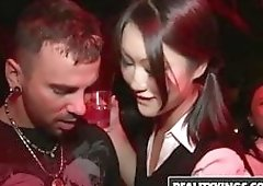In the VIP - Evelyn Lin Mia Lelani Voodoo - Asian Sensation