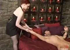 Alluring Claire Adams in amazing BDSM XXX movie