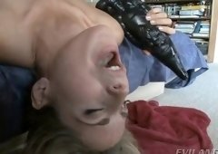 Comely Kara Price got drilled very hard