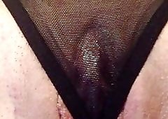 Sticky panties