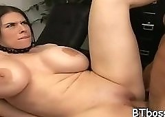 Awesome POV blowjob action