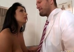 Handsome breasty Czech young girl Melissa Ria ass fucked