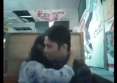 When we are kissing I get the feeling my Indian GF is a nasty kisser