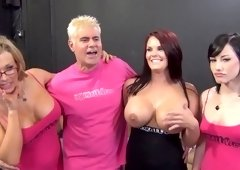 Amazing pornstars Mackenzee Pierce, Nikki Sexx and Jennifer White in hottest mature, dildos/toys adult video