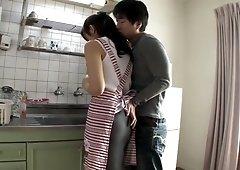 Best Japanese girl in Horny MILF, Wife JAV scene