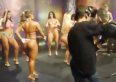 Thick Brazilian Dancers