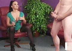 similar situation. watch femdom brits dominate loser for the