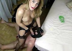 Domination Shemale Porn