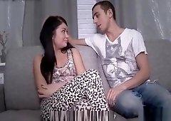 Gal Revenges On Her Boyfriend By Having Sex Before His Eyes