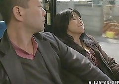 Asian fingered on bus opinion very