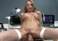 Latina porn video featuring Danny D and Juelz Ventura