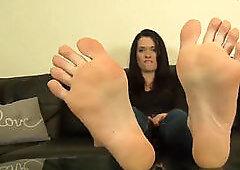 Feet maria marley Amateur Porn