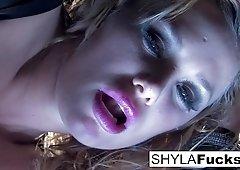 Shyla Stylez in Shyla's Smoking Fetish - ShylaStylez